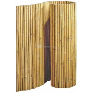 Bamboerolscherm naturel 180 x 100 cm x 18-20 mm