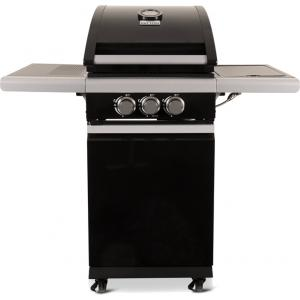 Patton Patio Chef 2+ zwart gasbarbecue