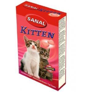 Sanal voor kittens