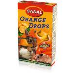 Sanal sinaasappel druppels voor knaagdieren