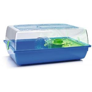 Hamsterkooi alex blauw