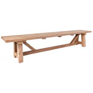 Oskar 5-persoons houten tuinbank