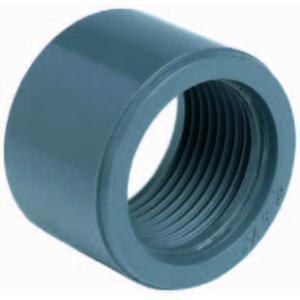 PVC lijmring - 32 mm x 1/2