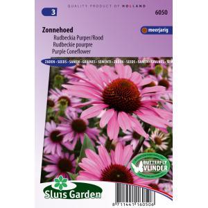 Rudbeckia purper/rood bloemzaden – Zonnehoed