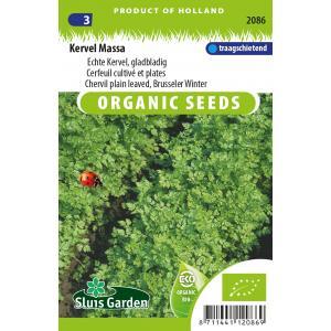 Kervel biologische zaden - Massa