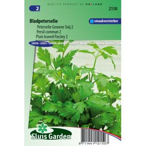Bladpeterselie zaden - Gewone Snij 2