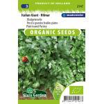 Bladpeterselie biologische zaden - Italian Giant - Hilmar