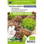 Pluksla (gemengd) zaden - Red & Green Salad Bowl