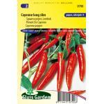 Spaanse peper zaden - Cayenne long slim