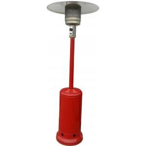 Staande Gas Heater rood