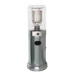Lounge gas heater roestvrijstaal