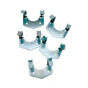 Tuingereedschap haak metaal 5 stuks