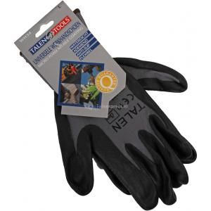 Tuinwerkhandschoen grijs voor mannen - Maat L