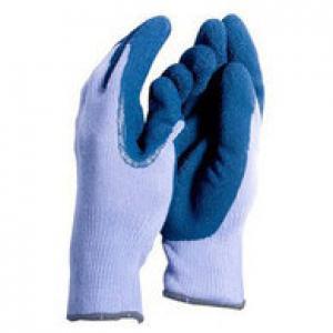 Master Builder werkhandschoenen groot blauw