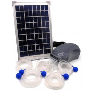 Air solar 600 luchtpomp met zonnepaneel