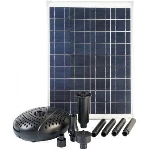 SolarMax 2500 vijverpomp met zonnepaneel