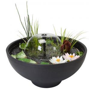 Terrasvijver Fountain Pond rond groot