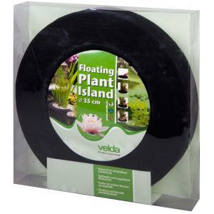 Drijvend planteneiland rond Velda - 35 cm