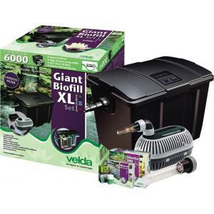 Giant Biofill XL doorstroomfilter set - Giant Biofill XL set 6000