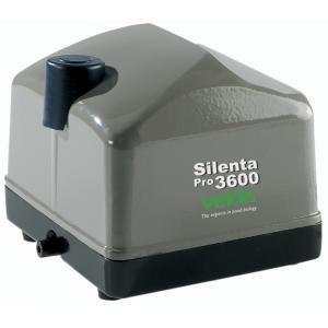 Silenta Pro luchtpomp - Silenta Pro 3600