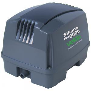Silenta Pro luchtpomp - Silenta Pro 6000