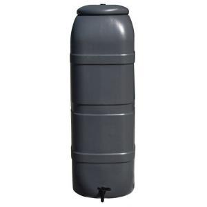 Ward SlimeLine regenton 100 liter antraciet
